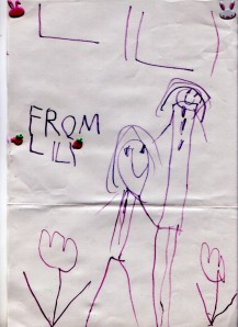 From Lili - Date Unknown