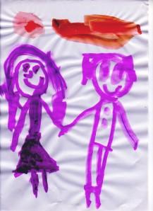 Lili & Daddy Watecolor -6:15:03