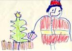 Santa &  Xmas Tree –12:21:02