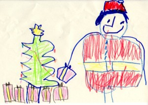 Santa &  Xmas Tree - 12:21:02