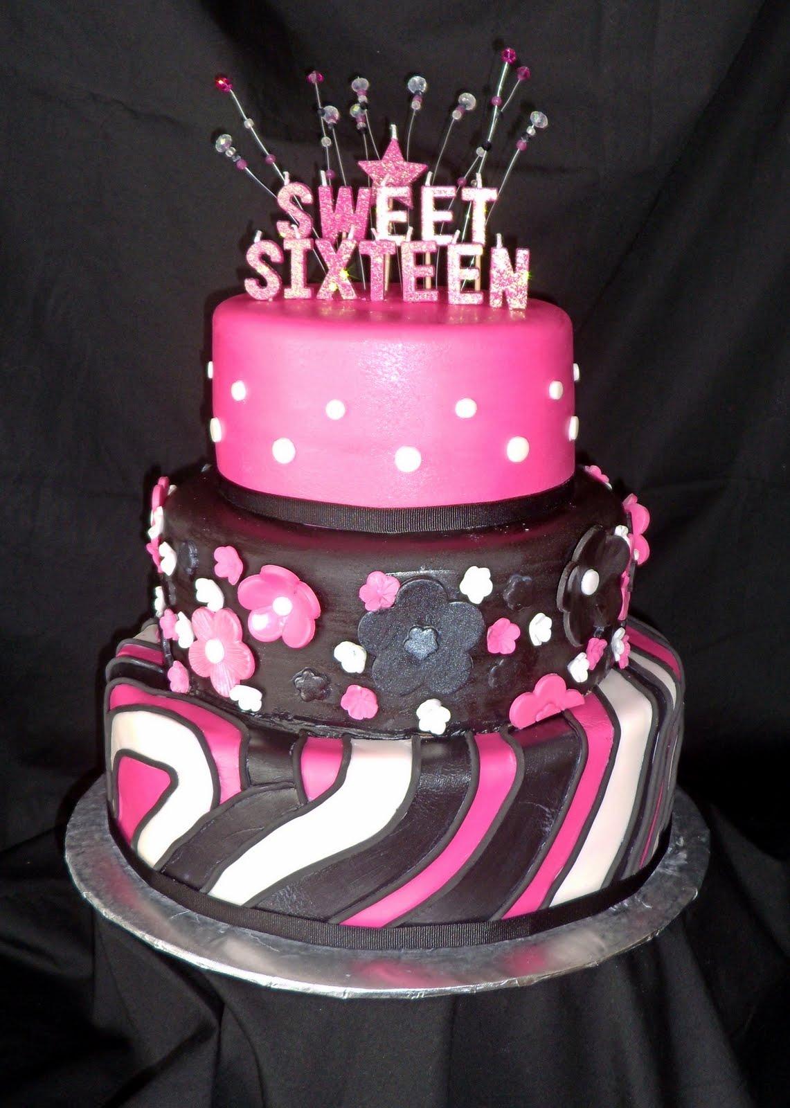 Happy Sweet Sixteenth Birthday Lili Tony And Liliana