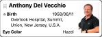 2. Anthony DelVecchio